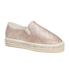 Muk Luks Birte Womens Slip-On Shoes