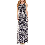 Ronni Nicole Sleeveless Maxi Dress