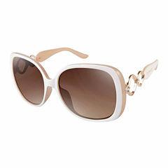 South Pole Rectangle Rectangular UV Protection Sunglasses