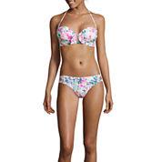 Arizona Floral Pushup Swim Top or Hipster Swim Bottoms - Juniors