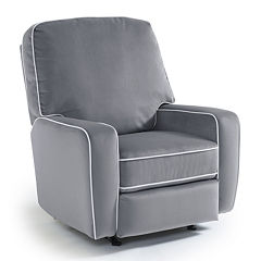 Best Chairs, Inc.® Swivel Recliner Glider