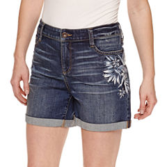 Mid Rise Shorts for Women - JCPenney