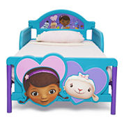 Delta Children's Products™ Doc McStuffins 3D Toddler Bed