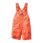 OshKosh B'gosh® Shortalls - Baby Boys 3m-24m
