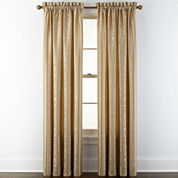 Brittany Rod-Pocket Curtain Panel