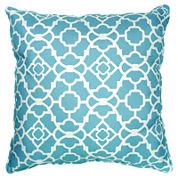 Waverly® Lovely Lattice Outdoor Pillow