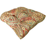 Waverly® Swept Away Single Seat Outdoor Cushion