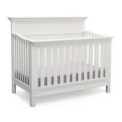 Simmons Kids® Fairmont 4-In-1 Crib - Bianca