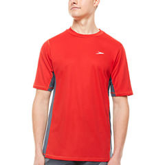 Speedo Longview Short Sleeve Swim Tee