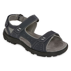 St. John's Bay Sunter Mens Strap Sandals