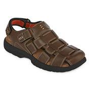 St. John's Bay Brock Mens Strap Sandals