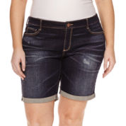 Juniors Plus Size Shorts for Women - JCPenney