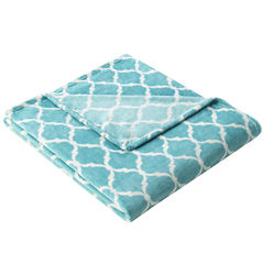 Madison Park Ogee Oversize Throw