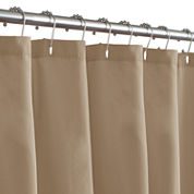 Maytex Fabric Shower Curtain Liner