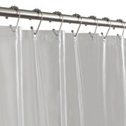 Maytex 8-Gauge Peva Shower Curtain Liner
