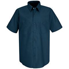 Red Kap® SP24 Industrial Solid Work Shirt