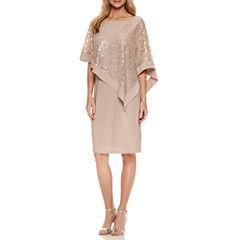 R & M Richards Sheath Dress