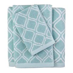 Colordrift Eclipse Bath Towel Collection