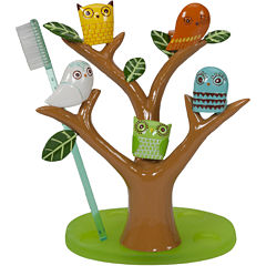 Creative Bath™ Give A Hoot Toothbrush Holder