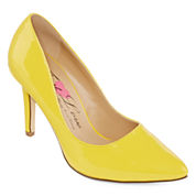 First Love Opus Patent Pumps