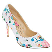 First Love Opus Floral Pumps