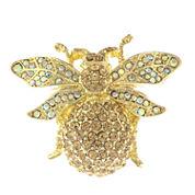 Monet Jewelry Womens Brown Jewelry Set