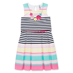 Knit Works Sleeveless Sundress - Big Kid Girls