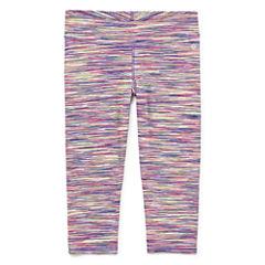 Xersion Performance Space Dye Capri Leggings - Girls' 7-16 and Plus