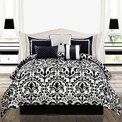 Riverbrook Home Becca 7-pc. Midweight Comforter Set