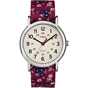 Timex Weekender Womens Red Strap Watch-Tw2r297009j