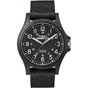 Timex Expedition Acadia Mens Black Strap Watch-Tw4b081009j