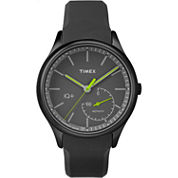 Timex IQ+ Move Activity Tracker Black Smart Watch-Tw2p95100f5