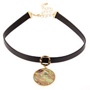 Natasha Accessories Womens Choker Necklace