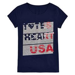 City Streets Graphic T-Shirt - Girls' 4-16