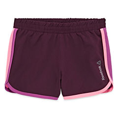 Reebok Pull-On Shorts Toddler Girls
