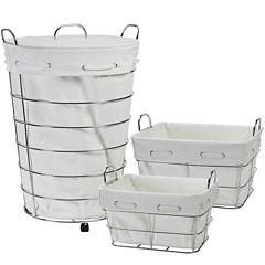 Creative Bath™ Aspen Hamper Collection