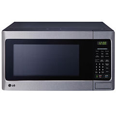 LG 1.1 Cu. Ft. 1000-Watt Countertop Microwave with EasyClean®