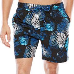 Jamaica Bay Floral Swim Shorts