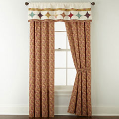 Home Expressions™ Laura 2-Pack Curtain Panels