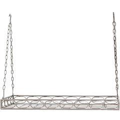 Old Dutch International® Rectangular Pot Rack + 16 Hooks