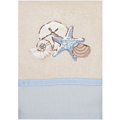India Ink Seaside Serenity Bath Towel