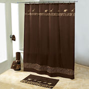 Avanti Animal Parade Shower Curtain