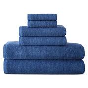 JCPenney Home™ Kushlon 6-pc. Towel Set