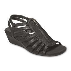 A2 by Aerosoles® Yetaway Wedge Sandals