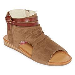 Pop Settle Womens Flat Sandals