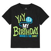 Okie Dokie Boys Birthday T-Shirt-Preschool