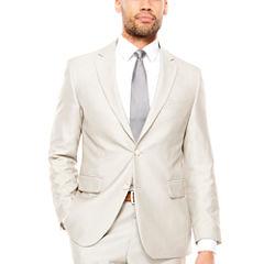 J.Ferrar Classic Fit Woven Suit Jacket