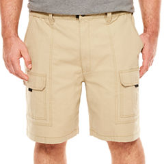 The Foundry Big & Tall Supply Co. Relaxed Fit Cargo Shorts Big and Tall