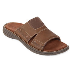 St. John's Bay Keppel Mens Slide Sandals