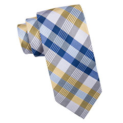 Stafford Peter Plaid Tie